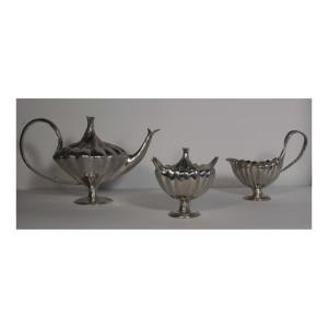 Diana Tea Service (1 set of 3 pieces)