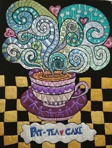 Pat-Tea Cake
