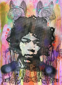 Hendrix Cats