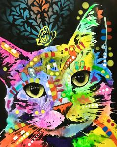 Tilt Cat (Butterfly)