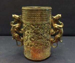 Early Dynasty Open Vessel