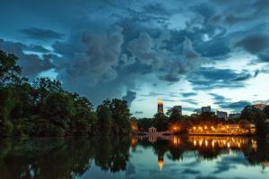 Vibrant Atlanta - Storms Roll Through