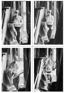 Warhol Marilyn Acetate Suite I-IV