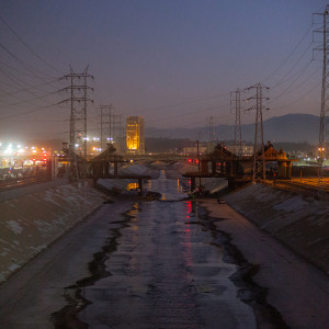 Demolition of the 6th Street Bridge