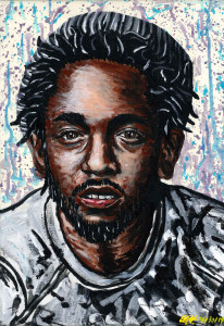 """Kendrick"" Prints #6 of 20"