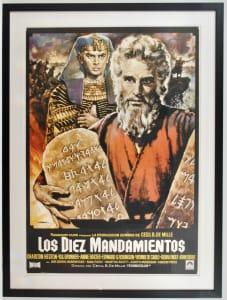 Ten Commandments (Los Diez Mandamientos, Spain)