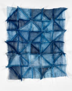 Untitled (Sketch for Sky Quilts, I)