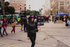(2017年旧金山女性游行)