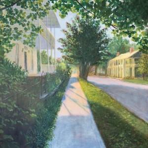 King Street View  (36.075667N 79.102167W)