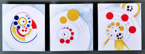 Music of the Spheres 1(Triptych)
