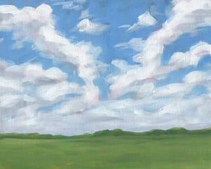 North Dakota Clouds