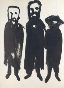 Untitled - Three Figures