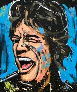 Mick Jagger - Manchester UK