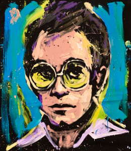 Elton John - Newcastle