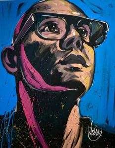 加里波第自我肖像