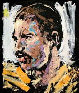 Freddie Mercury  - 圣地亚哥