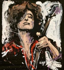 Jimmy Page - Moline