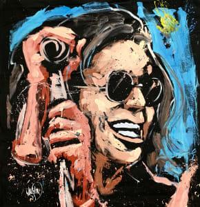 Ozzy Osbourne  - 波士顿