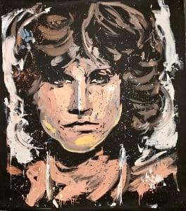 Jim Morrison - Columbus