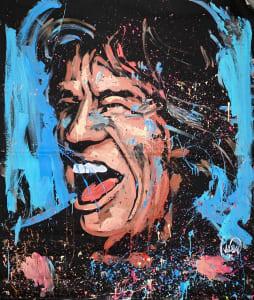 Mick Jagger - St Louis