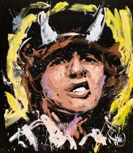 Angus Young - Birmingham