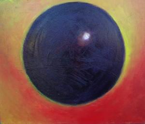 1094 Dark Orange Planet Outside