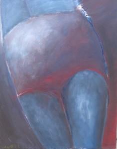 1146 Dark High-waisted Underpants