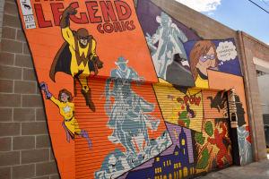 Legend Comics