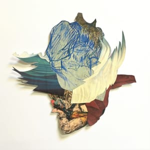 Small Shaped Collage #2