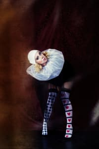 Pierrot, Maria