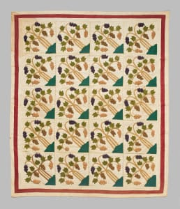 Grape Vine Quilt