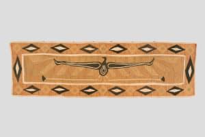Egyptian Souvenir Panel