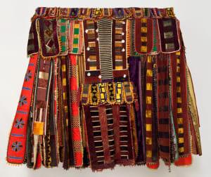 Egungun Ceremonial Garment