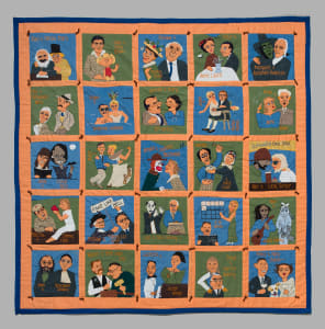 Odd Couples Quilt
