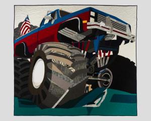 Car Crusher, Monster Truck