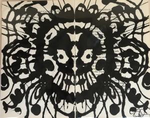 Rorschach: Skull Candy