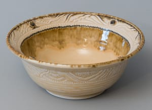 Flanged Bowl
