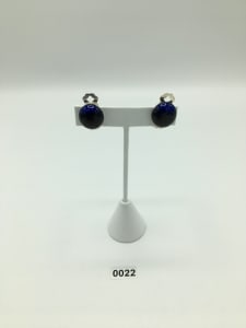 Fused Glass Earrings #4