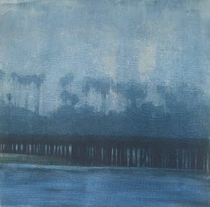 Stearn's Wharf Fog