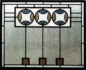 Tri Cowhide Panel