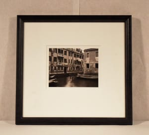 Ghost Boat, Venice, 1999