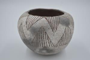Tusayan White Ware Mug