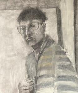 Self Portrait in December