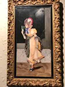 18世纪的女人