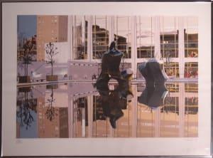 Lincoln Center/Dusk