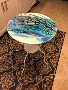 """Side Table 24"""""""