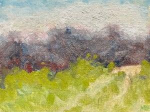 Colour Study, Putney Heath