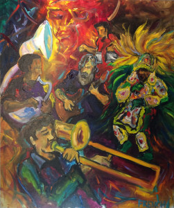 Anders Osborne featuring BigChief Monk Boudreaux & Friends