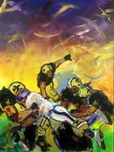 Saints vs Vikings