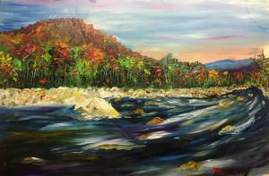 Pemigawasset River